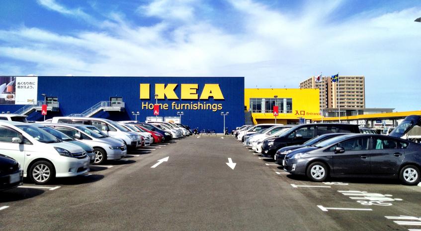 IKEA福岡新宮「お泊まり会」レポート
