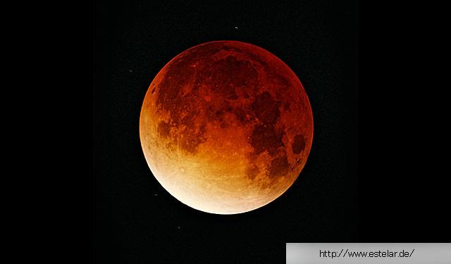 10月8日は「皆既月食」 秋の夜長の天体ショー!