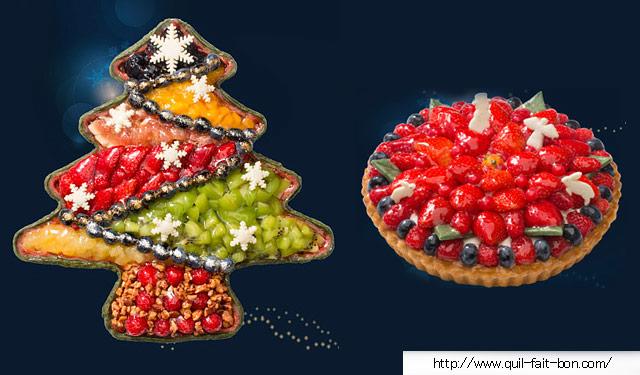 キルフェボンのクリスマスケーキ21日から予約開始
