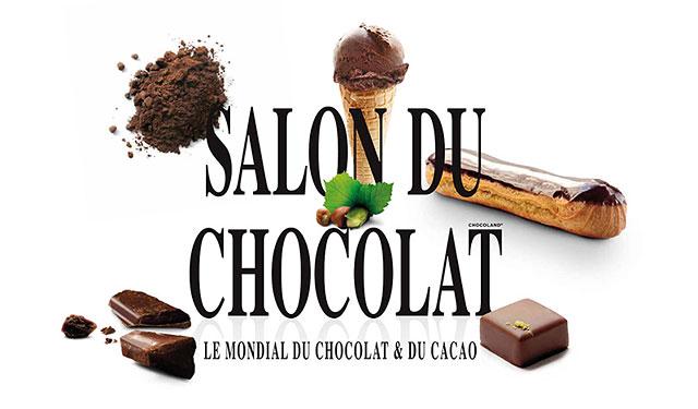 パリで生まれた歌いたくなるほど楽しいショコラの祭典「サロン・デュ・ショコラ」開催