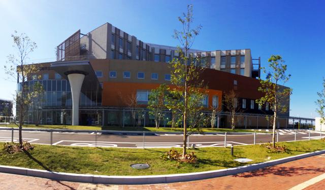 「新こども病院」が移転開業 外来診療は5日から
