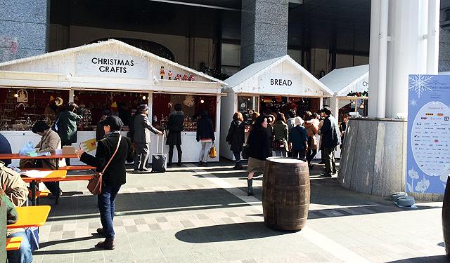 今年も博多&天神で国内最大規模の「クリスマスマーケット」開催