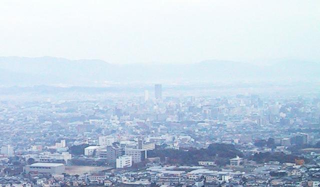 福岡県各地で今季一番の寒さ