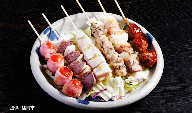 福岡の焼き鳥店でキャベツ無料食べ放題のナゾ