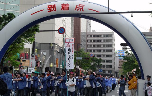 GWお出かけ情報「博多どんたく港まつり」(福岡県)
