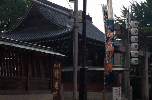 「博多祗園山笠」の準備期間 6月1日スタート