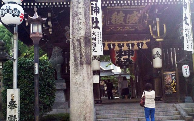 山笠期間中は櫛田神社境内で「ドローン」禁止