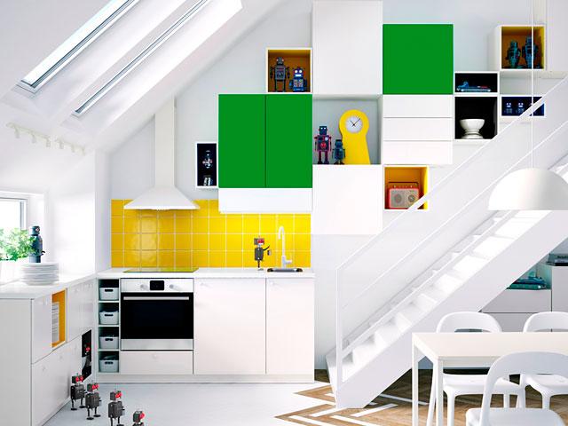 イケアがる新しいキッチンシリーズ「METOD/メトード」の発売を開始