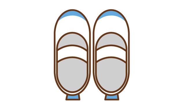 学生時代、校舎の中で履いていた「あの靴」の呼び名は?