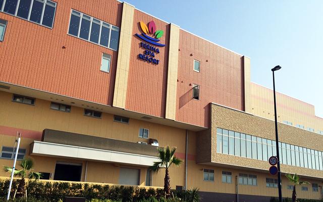 九州最大級の複合温浴施設「照葉スパリゾート」館内に抗菌・抗ウイルス加工を実施