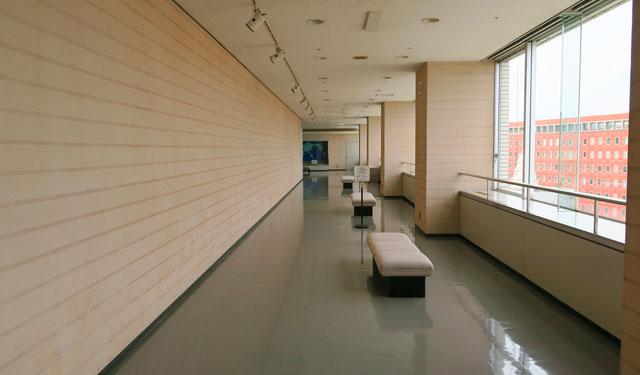 福岡市役所に「展望回廊」があるのをご存知ですか?