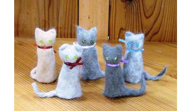 福岡初開催!猫のいる珈琲店で「猫毛祭りin福岡」