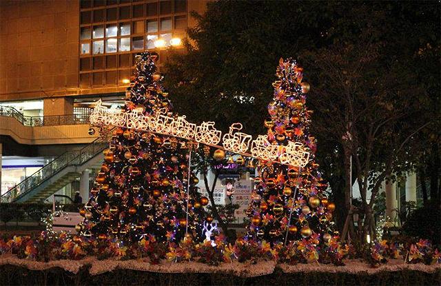 「第13回 くるめ光の祭典ほとめきファンタジー」今年も開催