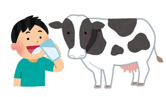 もーもーらんど油山牧場で「新春ふるまい牛乳」