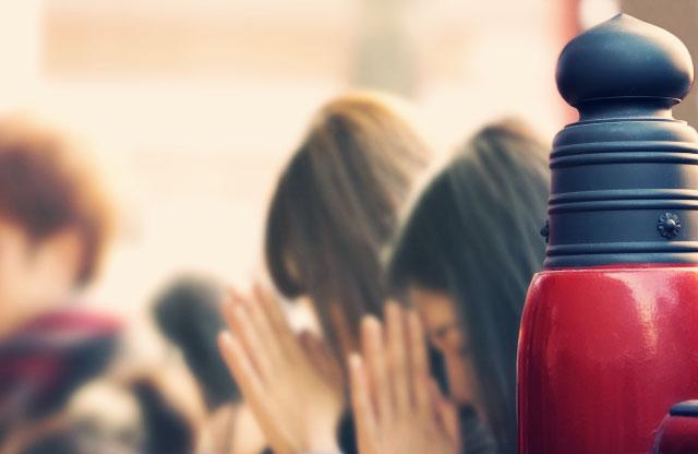 神社の「正しい参拝作法」について