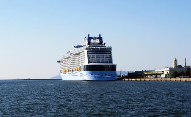 クルーズ船の寄港回数3年連続日本一の博多港に新ターミナル建設へ