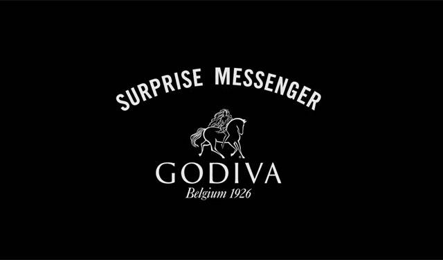 ゴディバが「サプライズ・メッセンジャー・リアル」応募受付中