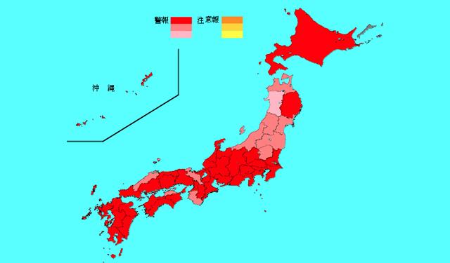 「インフルエンザ感染」福岡県は前週よりも増加