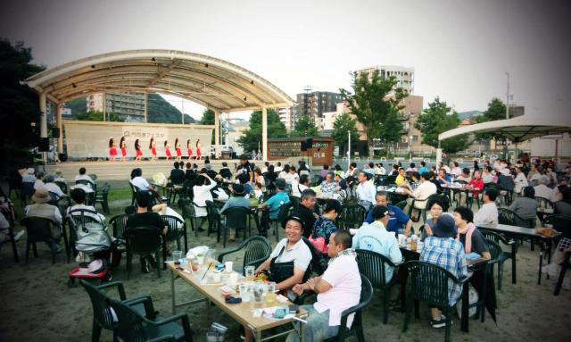 門司港レトロ中央広場で7月「門司港ビアフェスタ」開催
