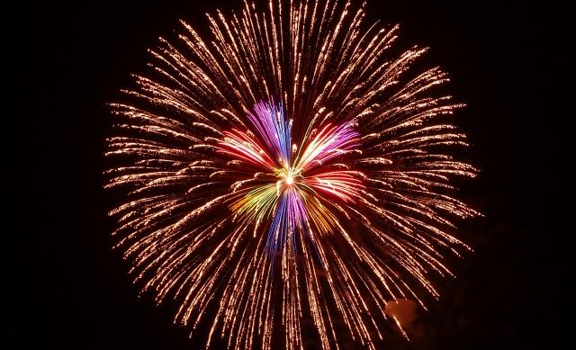 8月27日(土)~9月10日(日)までの主な花火大会