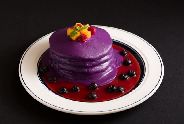 ハロウィンスペシャルパンケーキ