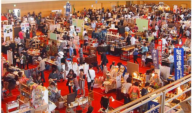 筑後市で「九州クリエイターズマーケットVol.11」開催