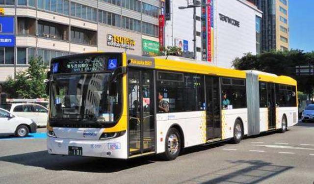 西鉄の「都心循環BRT」がステップ2へ移行