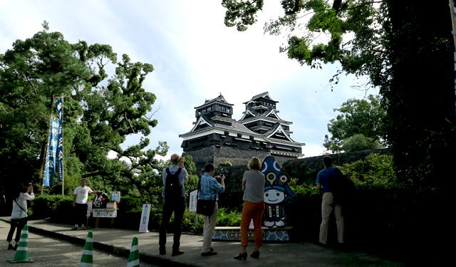 熊本城復旧への「復興城主」申し込み始まる!