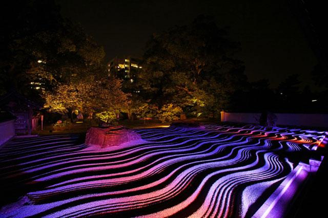 博多祇園山笠やうどん・そば発祥の地で知られる福岡市博多区の承天寺で「承天寺ライトアップコンサート」開催へ