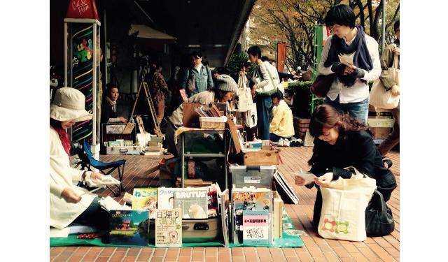 BOOKUOKA(ブックオカ)「のきさき古本市 in けやき通り」開催