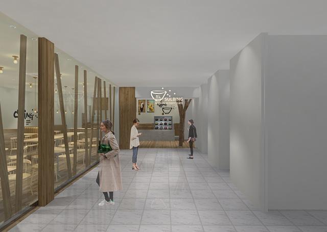 ソルビン テンジン(SULBING TENJIN)2017年2月3日(金)に、天神の商業施設 VIORO 地下2階にオープン