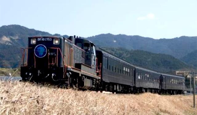 JR九州から「SL人吉の客車で行く日田彦山線の旅」発売