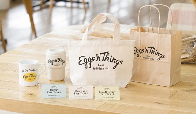 エッグスンシングス初の福袋『LUCKY BAG』販売決定
