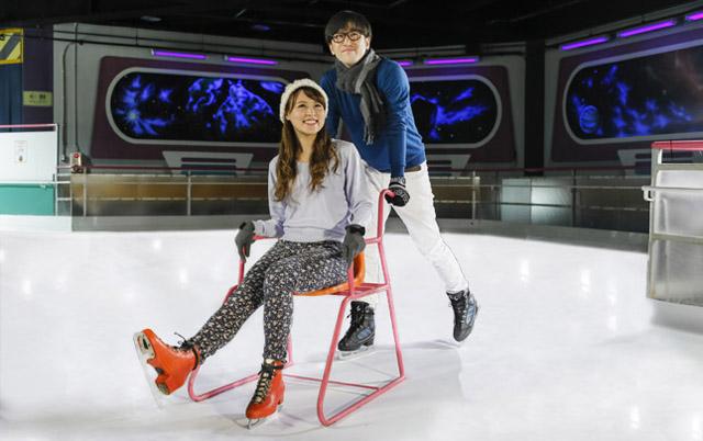 スペワのアイススケート「フリージングポート」再開へ