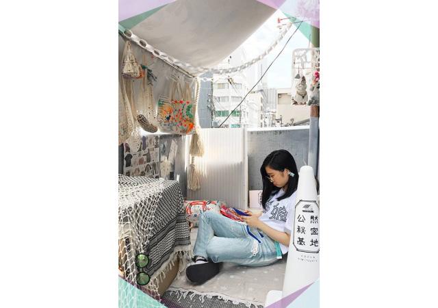 旅するセレクトショップ「公然秘密基地」が福岡パルコに登場