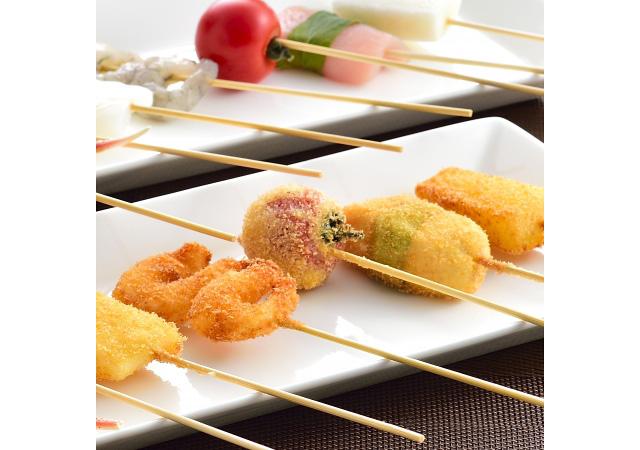 ホテル日航福岡で『冬のグリルと串揚げブッフェ』開催中