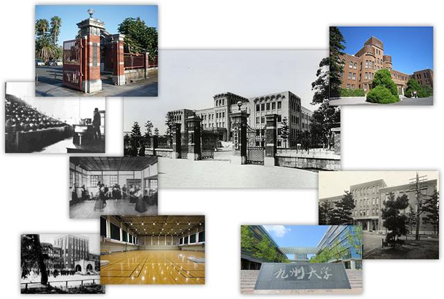 九州大学が「箱崎キャンパス思い出継承プロジェクト」を展開