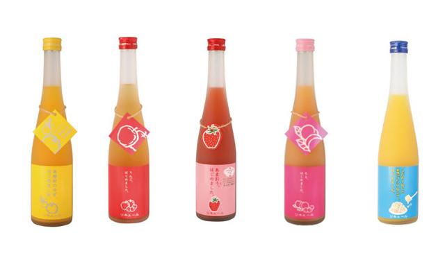 朝倉の老舗蔵元「篠崎」の梅酒ベースリキュールが人気