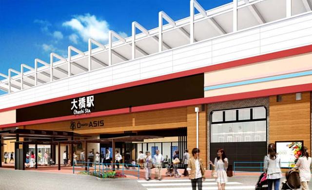 「大橋西鉄名店街」が約33億円かけ大規模リニューアルへ