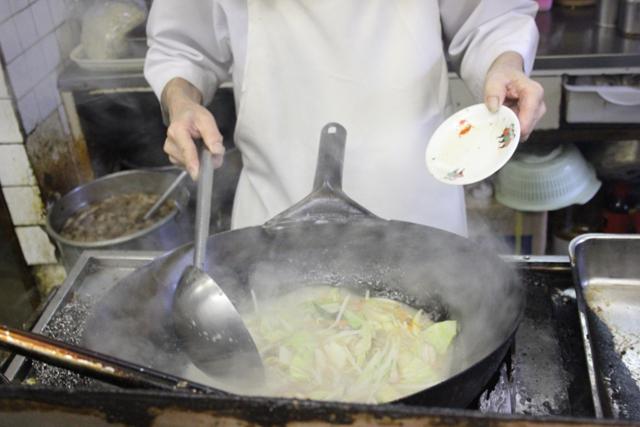中華料理「娘娘(にゃんにゃん)」