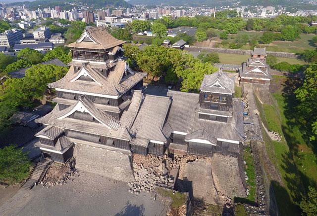 熊本城『復興城主』ネットでの受付開始へ