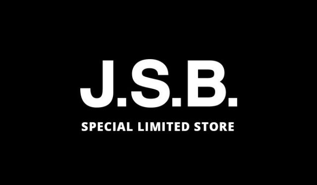 福岡パルコに「J.S.B.SPECIAL LIMITED STORE」期間限定オープン