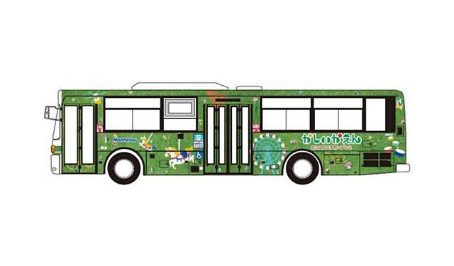 西鉄が都市高速経由「かしいかえん行き路線バス」運行へ