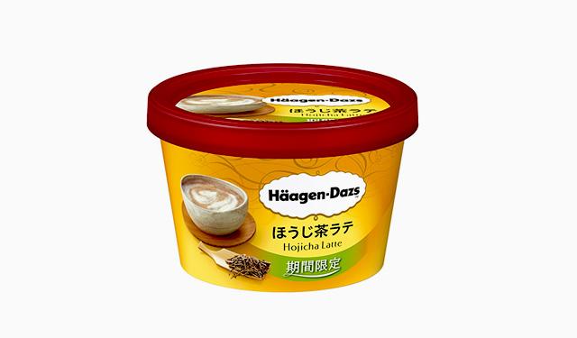 ハーゲンダッツから『ほうじ茶ラテ』期間限定発売へ