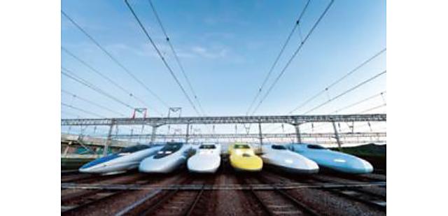 山陽新幹線オリジナル絵はがき