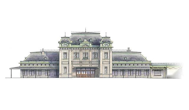 門司港駅が創建当時の姿に甦ります!