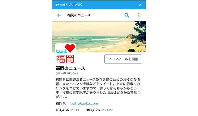 サクサク動く!公式『Twitter Lite』登場