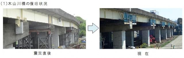 熊本地震による九州自動車道の4車線復旧について