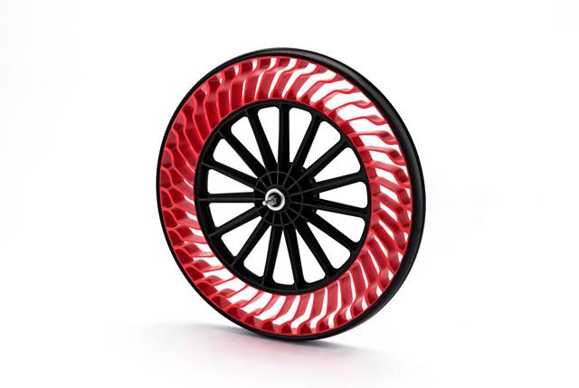 空気充填不要!久留米で次世代タイヤ実装自転車に乗れるイベント開催