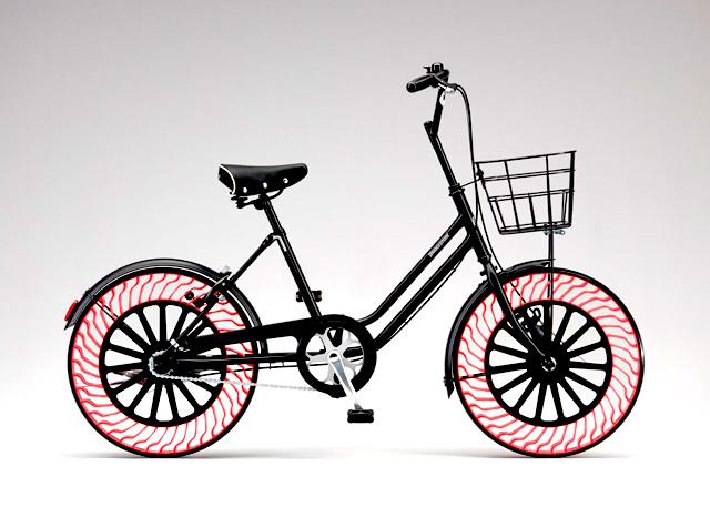 久留米で次世代タイヤ実装自転車に乗れる!